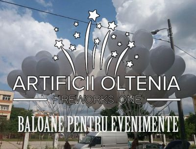 Artificii Fireworks One - Baloane